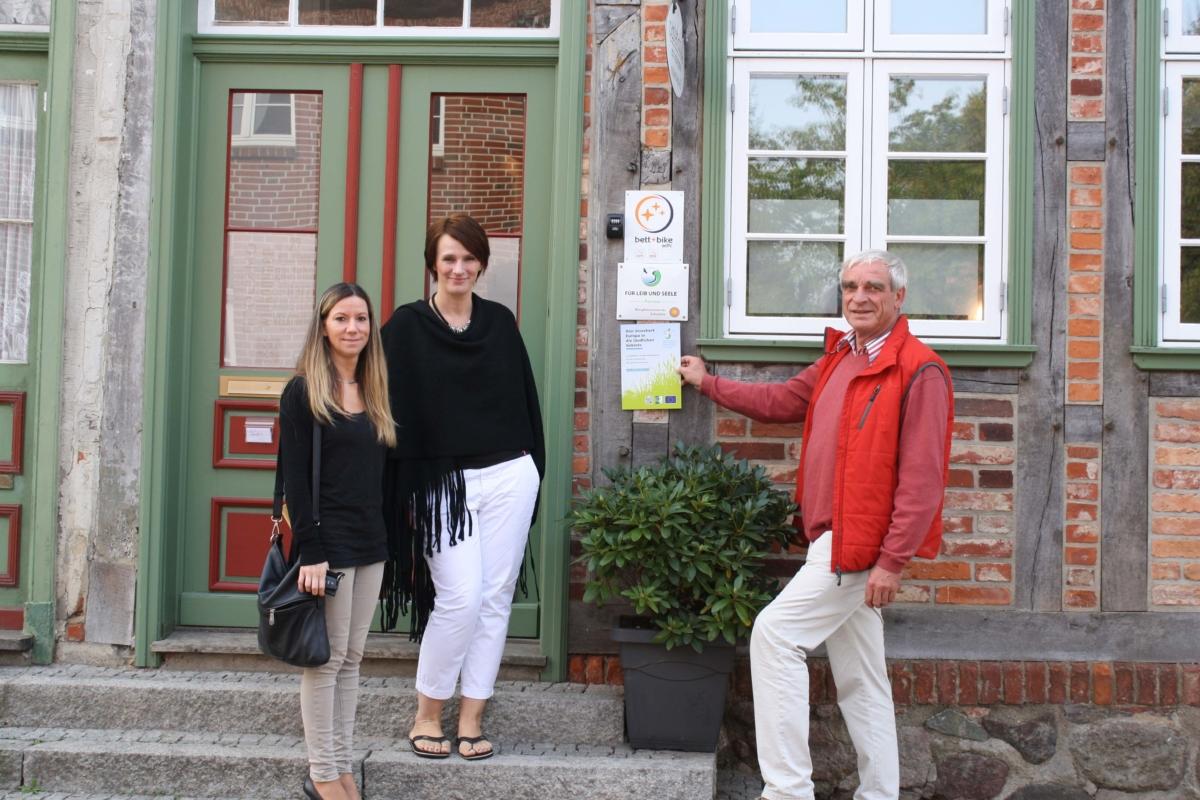 Gästehaus 22 in Rehna