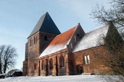 St. Georg Kirche in Kirch Stück
