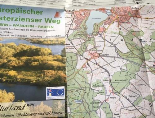 Europäischer Zisterziensweg, Abschnitt Rehna bis Lauenburg/Elbe 109 km