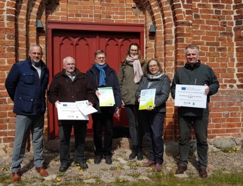 04 Johanniter-Kirche Groß-Eichsen, Ausbau Nordhalle als Begegnungsstätte