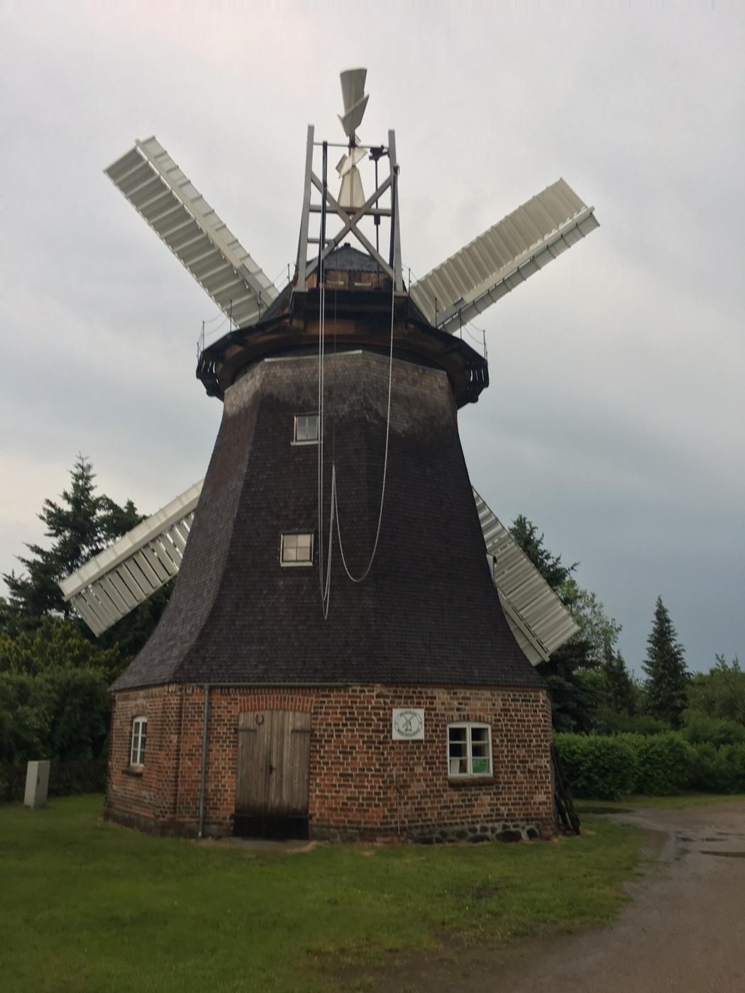 Wittenburger Mühle - Vom Brot zum Korn