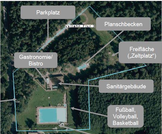 Tourismuskonzept für das Waldbad Vellahn