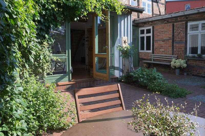 Gästehaus 22 Rehna LEADER Projekt 2018