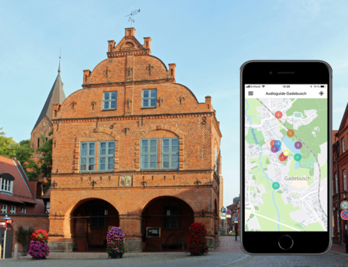 09 – Audioguide Gadebusch (virtuelle Stadtführung)