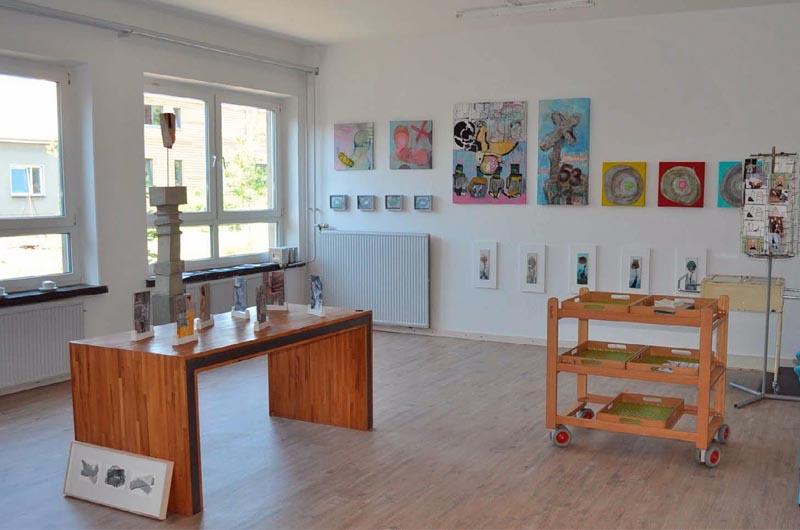 Kunst-Schule-Haus-Lassahn LEADER-Projekt 2018