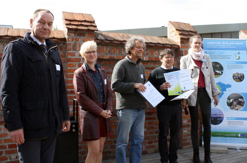 Mecklenburger Feinbrände - Kooperation Kneese