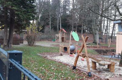 Kita Waldmäuse Landschaftspark Klein Trebbow