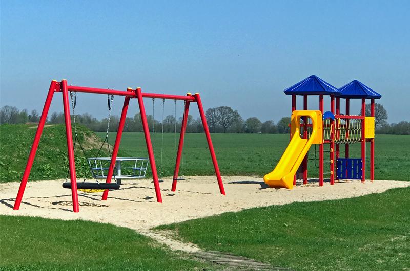 Spielplatz Wittenburg OT Zühr
