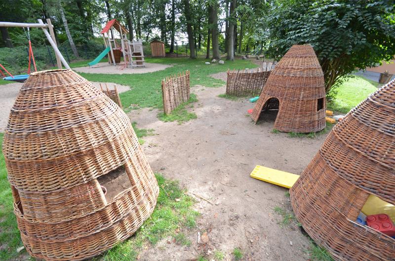 Landschaftspark Kl. Trebbow Kita Waldmäuse