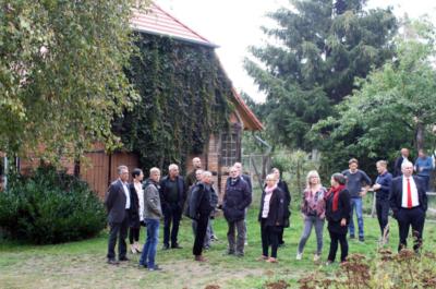 26. LAG-Sitzung in Rehna / Pfarrhaus