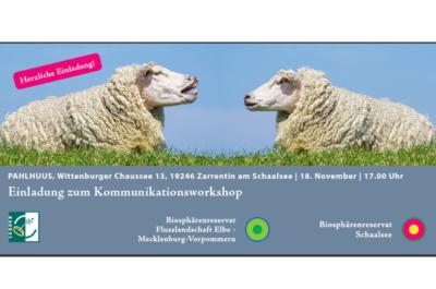 Kommunikationsworkshop Einladung