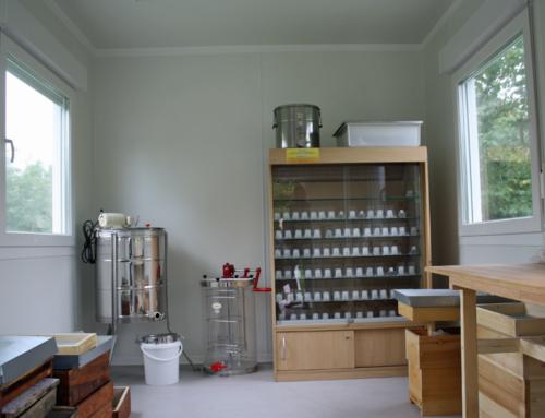 01 Wasseranschluß für den Imkerverein Wittenburg und Umgebung