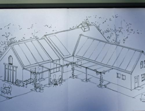 03 Neubau eines Gemeindehauses im Kirchort Groß Trebbow