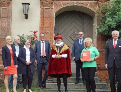 Das Schloss Gadebusch: Konzept Kultur- und Bildungsstätte