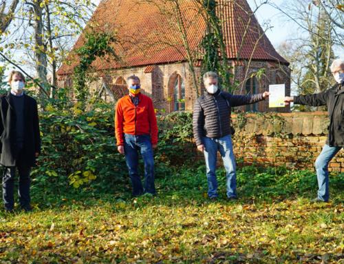 Von einer Projektidee bis hin zur Umsetzung:  Der geplante Neubau des offenen Gemeindehauses im Kirchort Groß Trebbow
